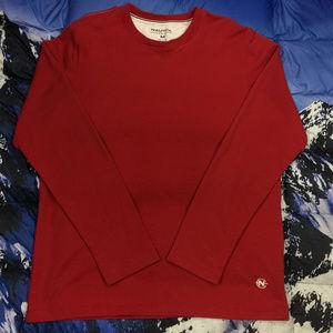 VTG Nautica Competition Red Crewneck Sweatshirt M